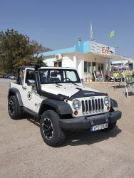 Jeep Wrangler 4x4 cabrio 3 doors automatic
