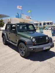 Jeep Wrangler 4x4 cabrio automatic 5 doors