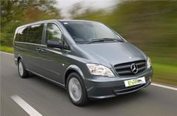 Mercedes Vito 9 persons minibus