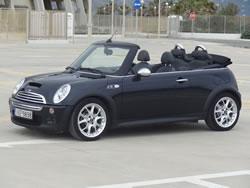 Mini Cooper cabrio automatic